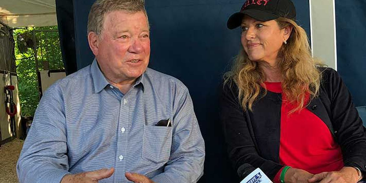 William Shatner encourages emergency support for Shelby County Humane Society
