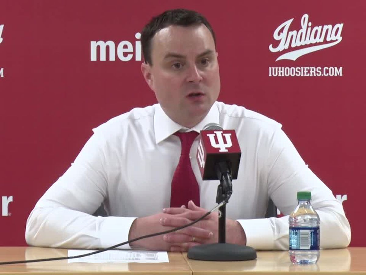 #25 IU tries to snap three-game losing streak at Purdue