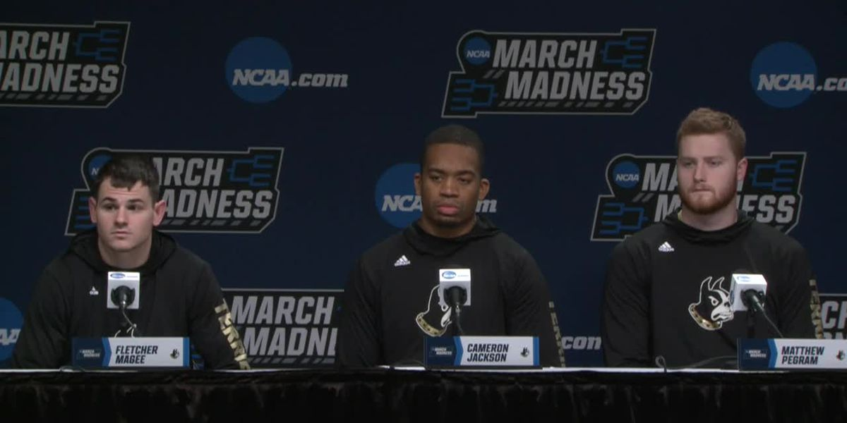 Wofford players on playing Kentucky