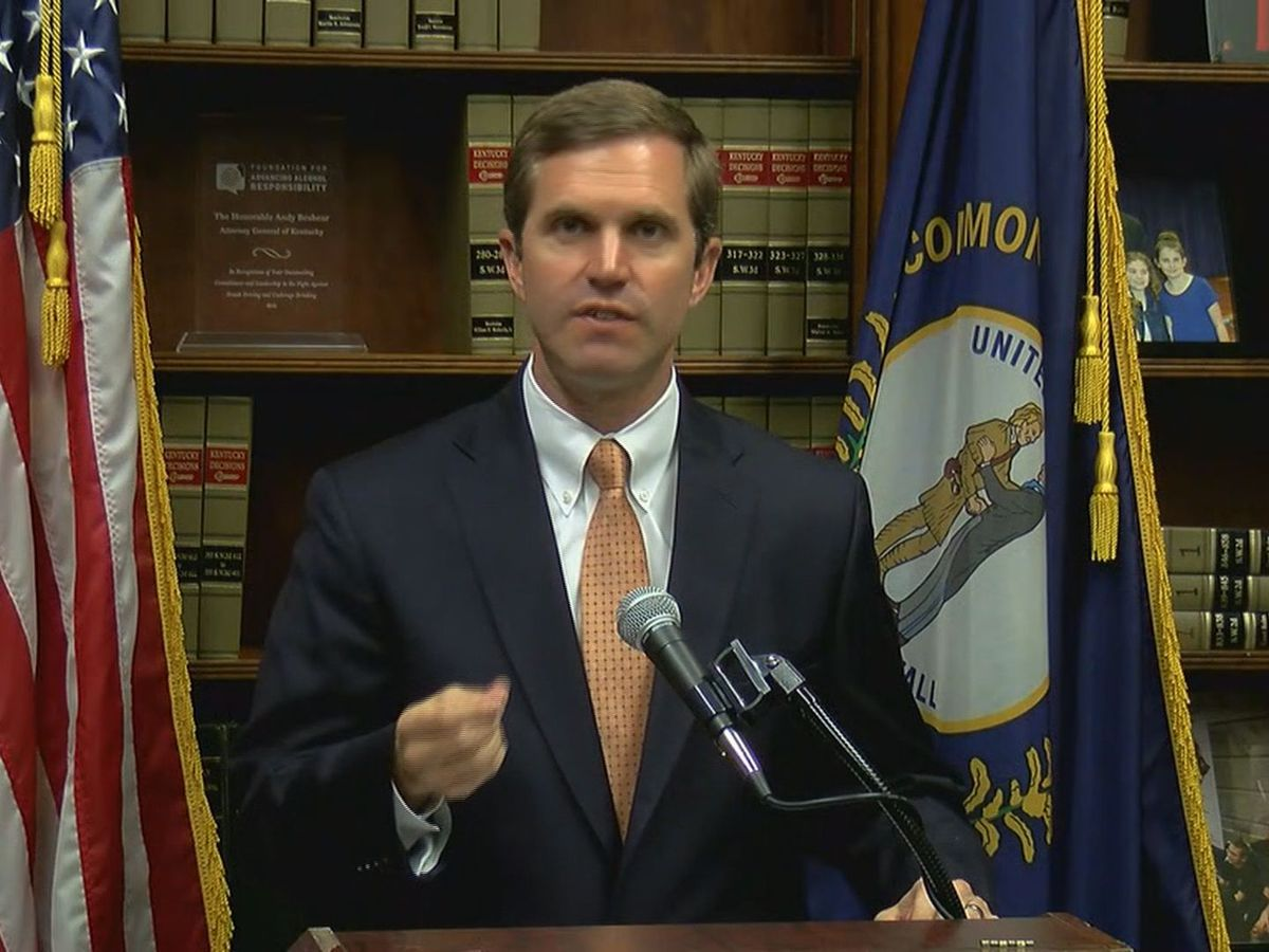 Beshear supports Louisville curfew, says President Trump offered to send federal officers