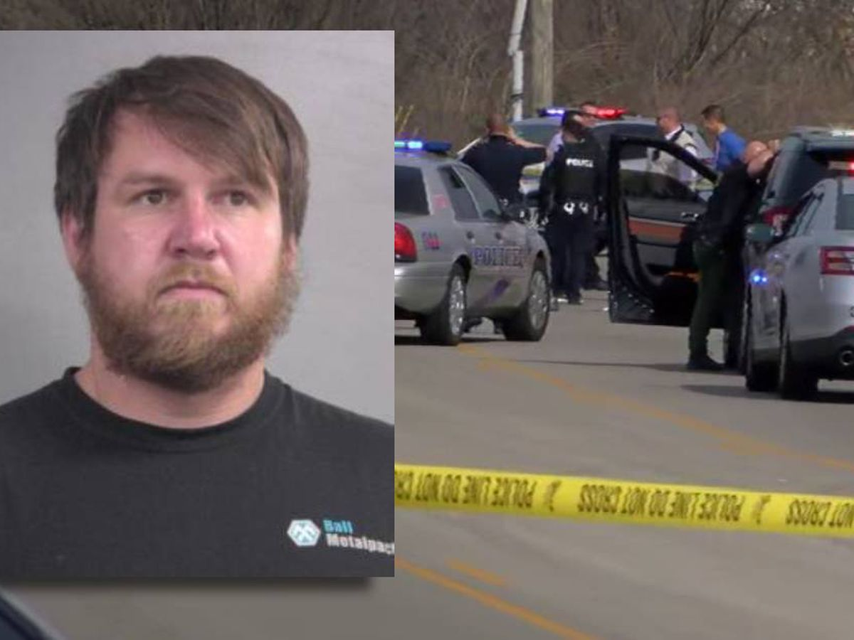 Suspect in LMPD chase has long history of fleeing police, other crimes