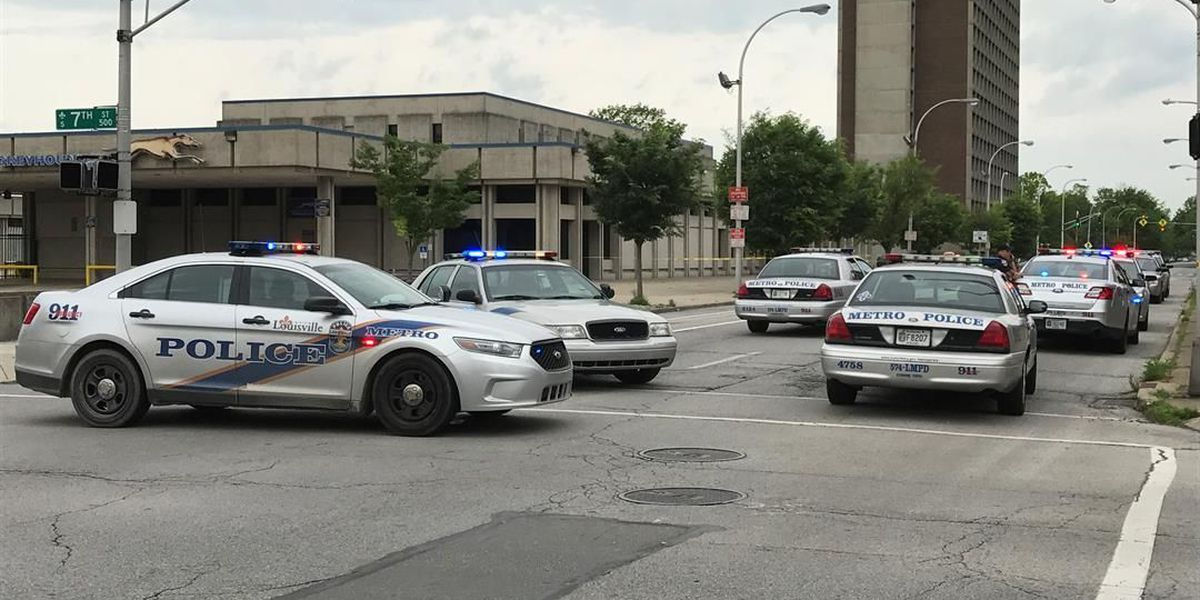 Police investigating stabbing at Greyhound bus station in downtown Louisville
