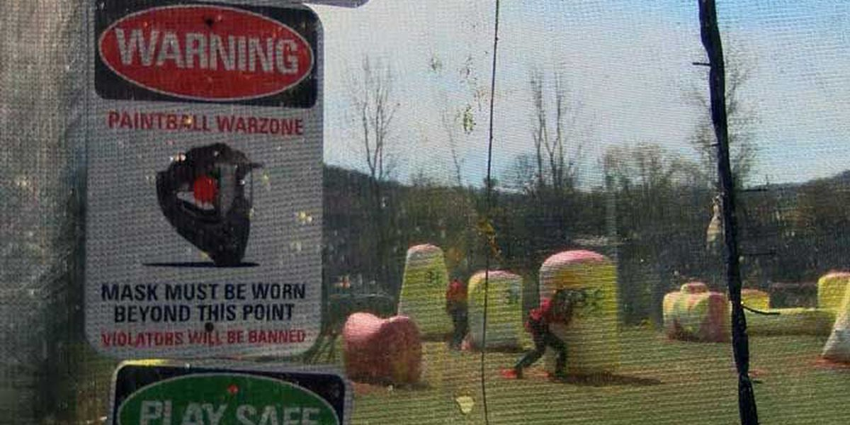 Professional paintball tournament comes to Louisville