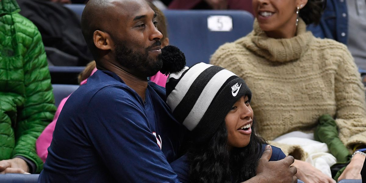 Girls basketball players and coaches thankful for Kobe's support of their game