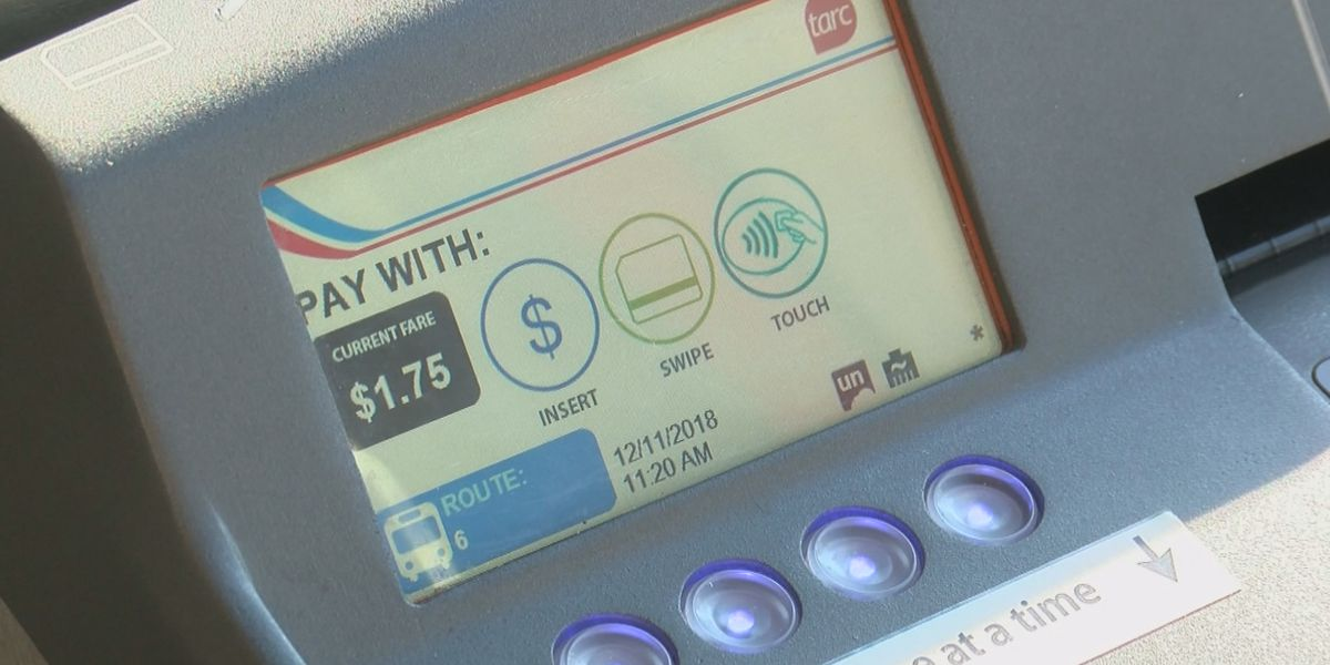 Working through confusion of new electronic payment method on TARC