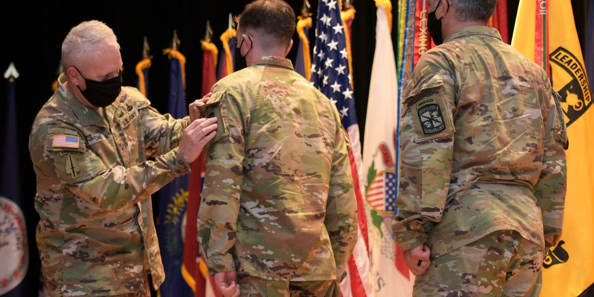 US Army Cadet Command welcomes new Deputy Commander
