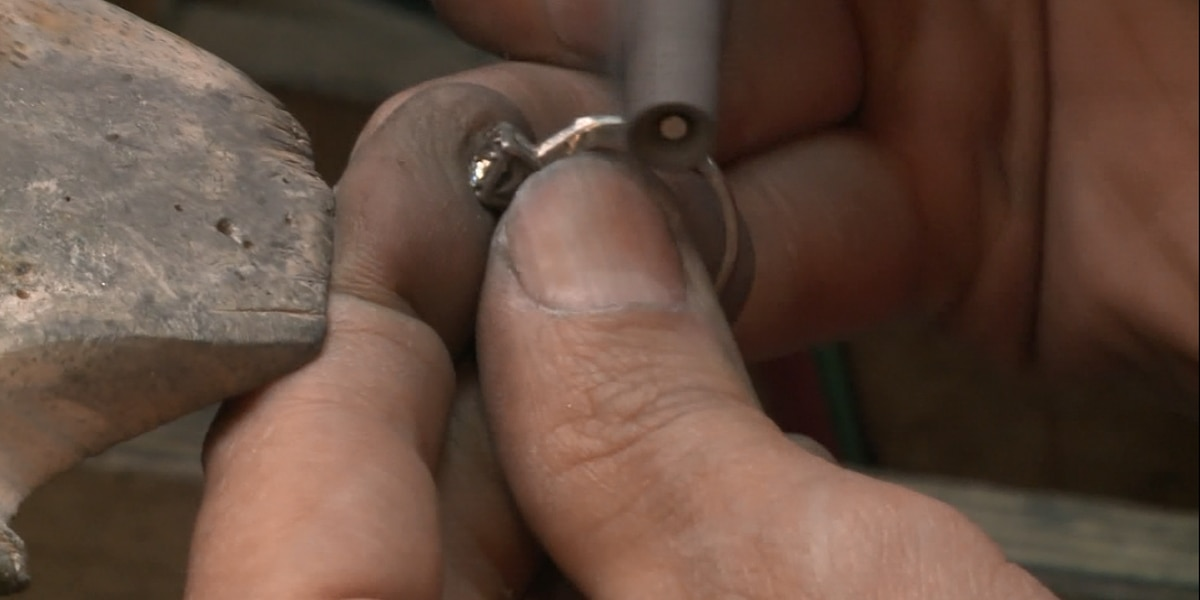 Woman finds lost 100-year-old ring in Camp Fire rubble