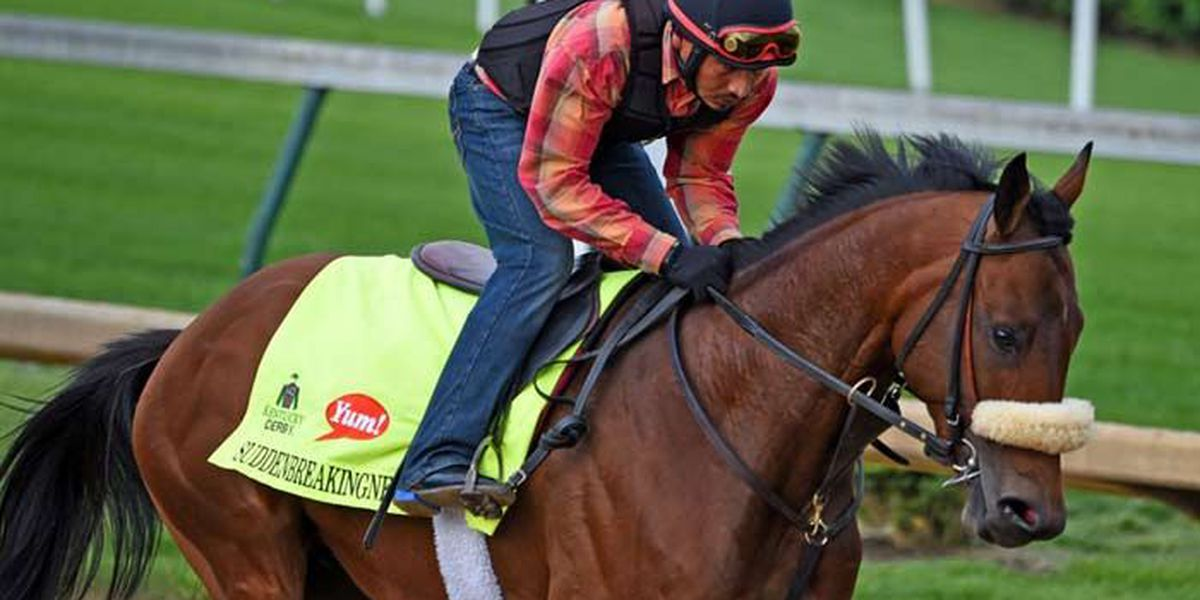 SLIDESHOW: Wednesday's workouts at Churchill Downs