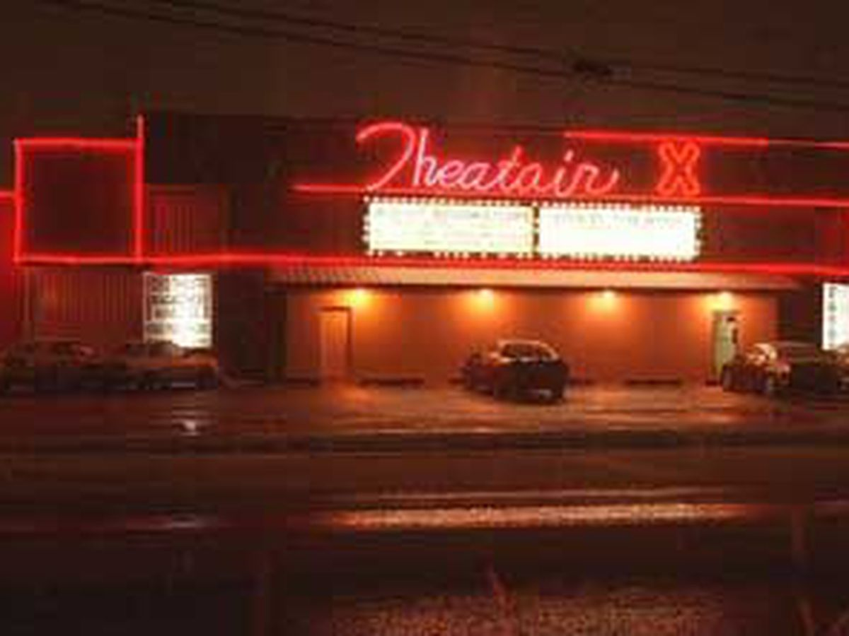 Clarksville moves to revoke Theatair X's adult business license