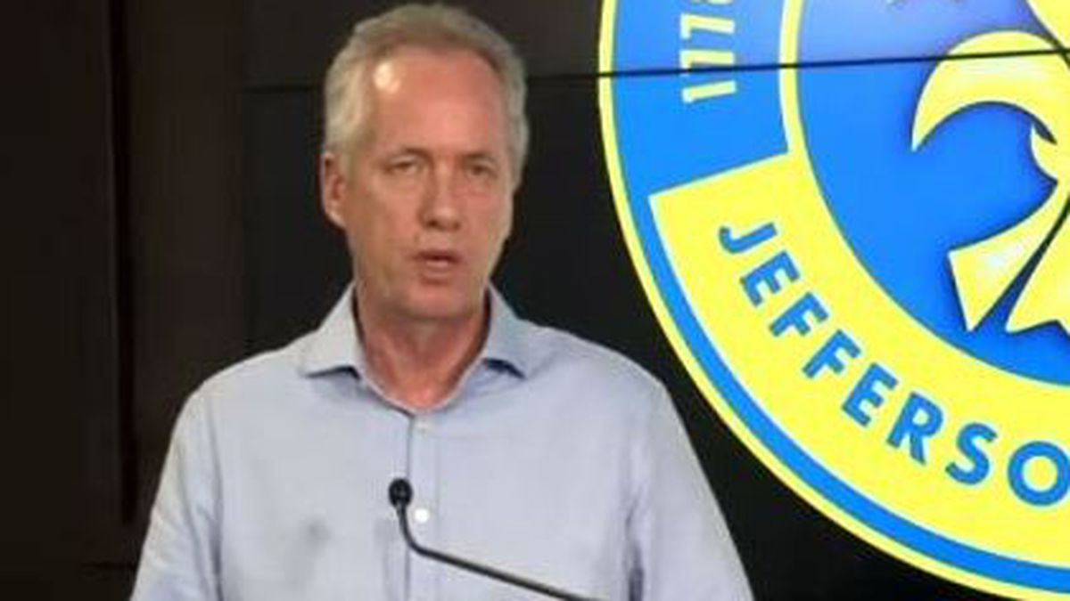 Fischer says 10 arrests made, 'long guns ... flammable materials' confiscated