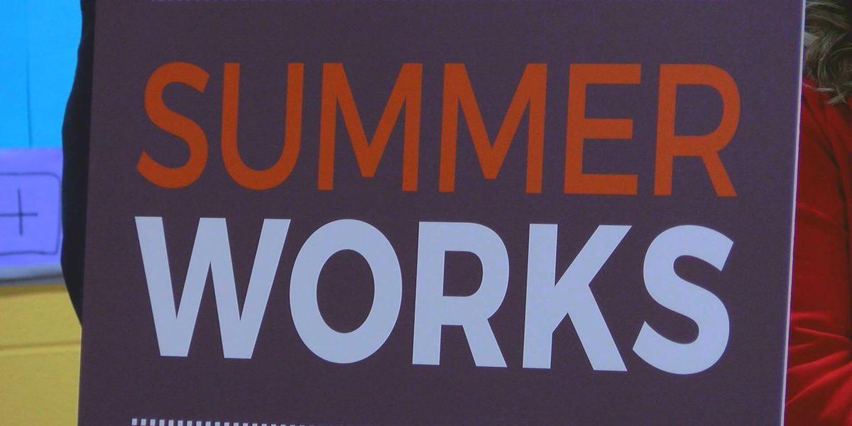 Mayor Fischer celebrates successful SummerWorks season