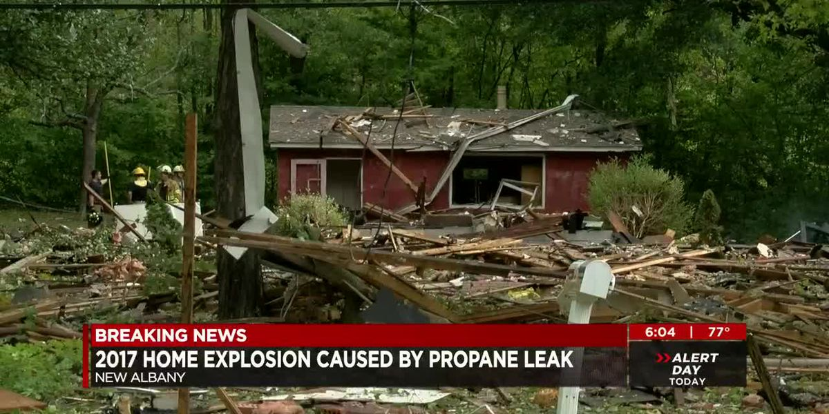 Sunday's incident similar to 2017 explosion in New Albany