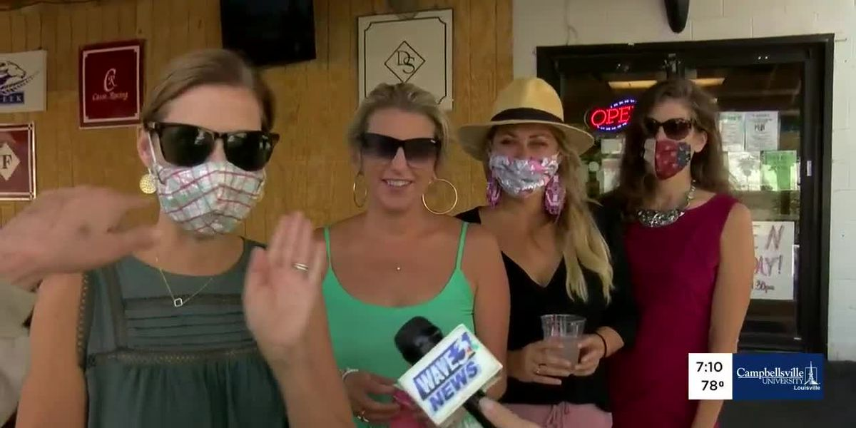 Race fans find a way to celebrate Oaks Day at Wagner's Pharmacy
