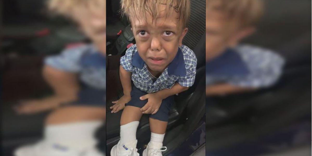 Bullied Australian boy won't go to Disneyland, money will go to charity instead