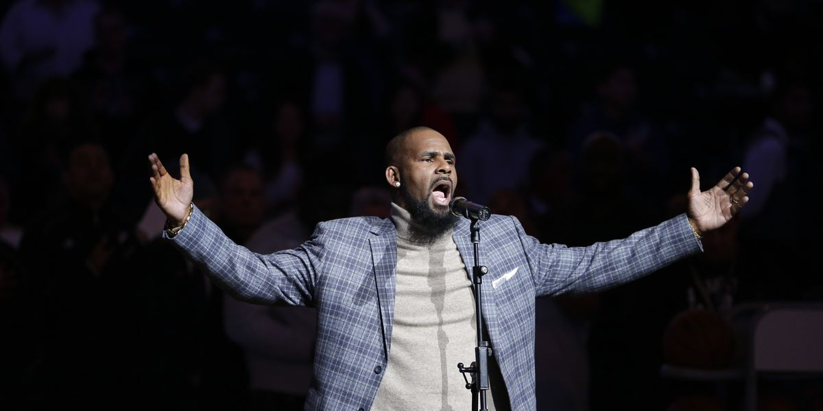 Chicago officials find 66 building code violations at R. Kelly studio