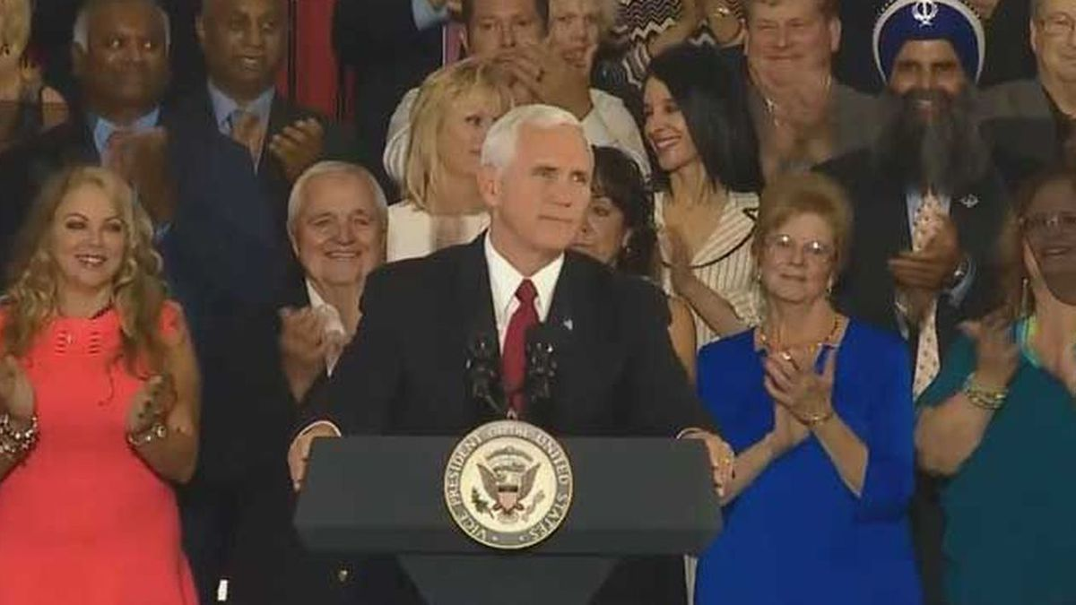 Vice President Mike Pence to headline Indiana GOP Fall Dinner