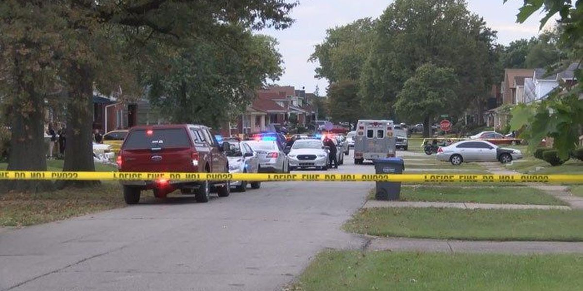 Two dead after shooting in southwest Louisville