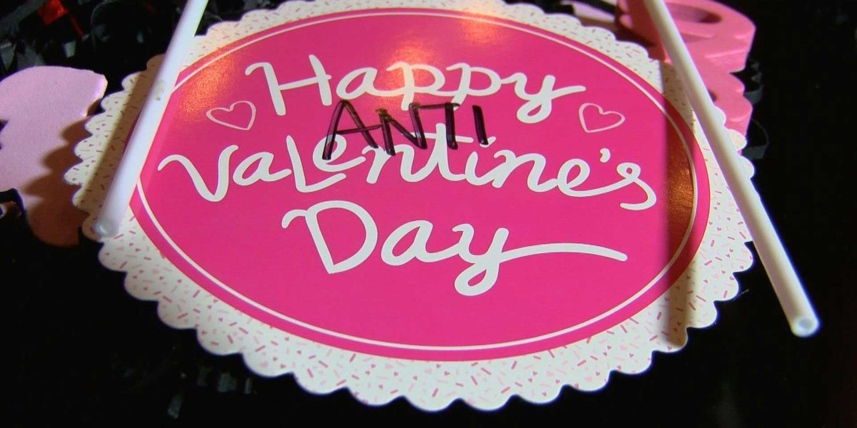 Hate Valentine's Day? This story is for YOU!