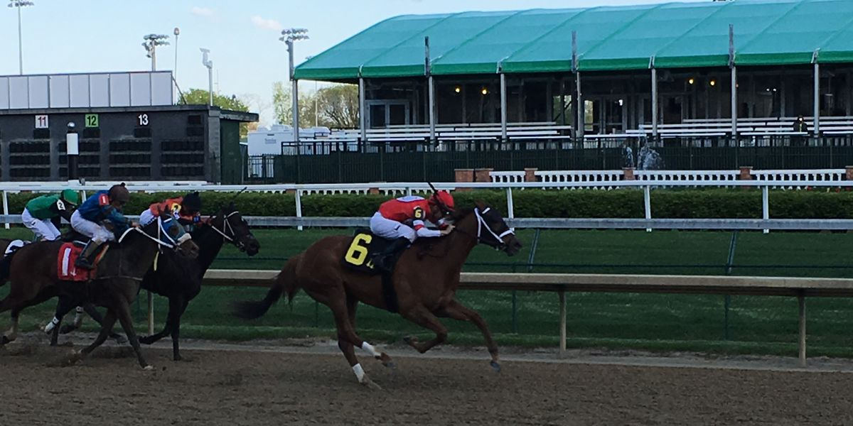 Live racing to resume at Churchill Downs without fans