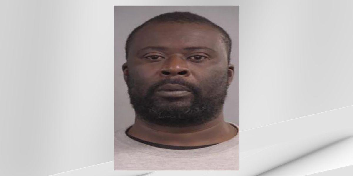 Man accused of waving gun on JCPS property