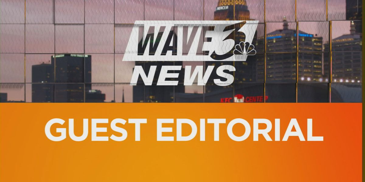 WAVE 3 News Guest Editorial - March 27, 2020: Together We Can