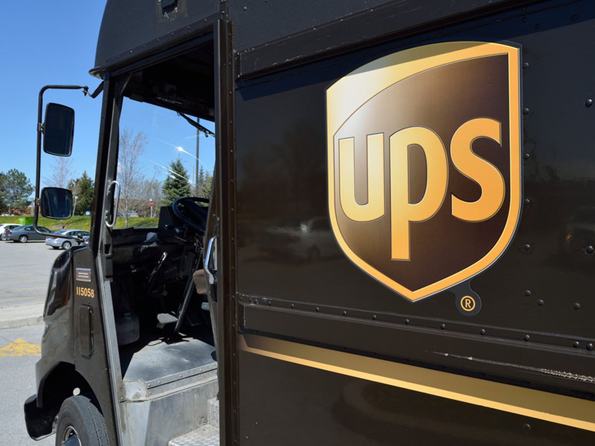 UPS holding hiring blitz this weekend