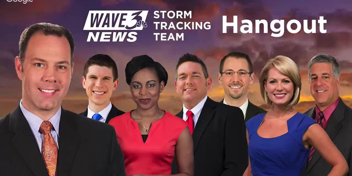 Storm Tracking Team Hangout 2/22/19