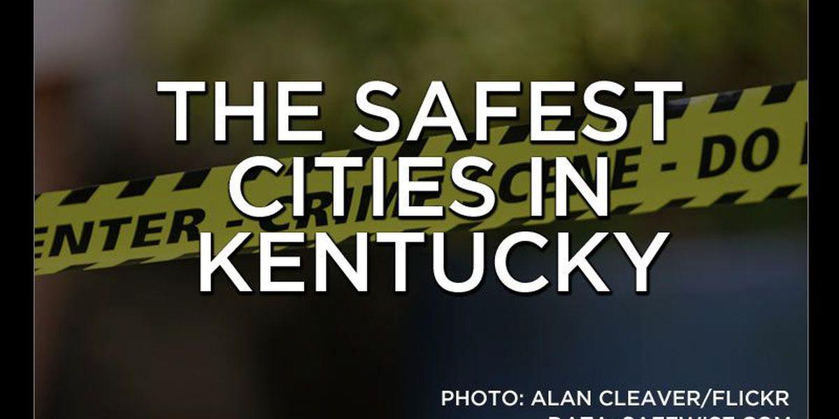 UPDATED LIST: Kentucky's 25 safest towns