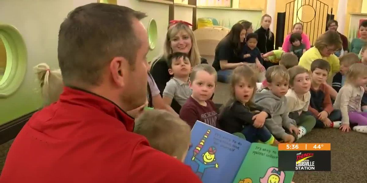 UofL coach takes time to help children with Down Syndrome
