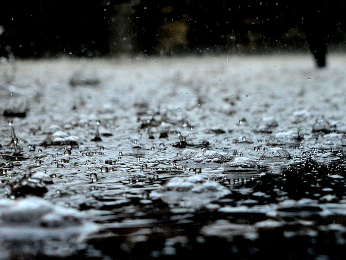 FORECAST: Periods of showers, thunderstorms bring needed rainfall