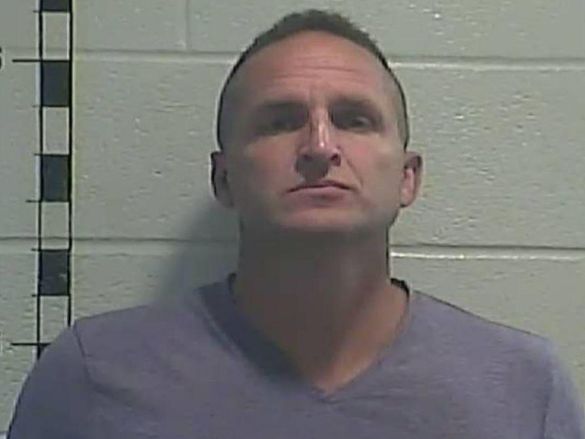 Brett Hankison booked into jail, released