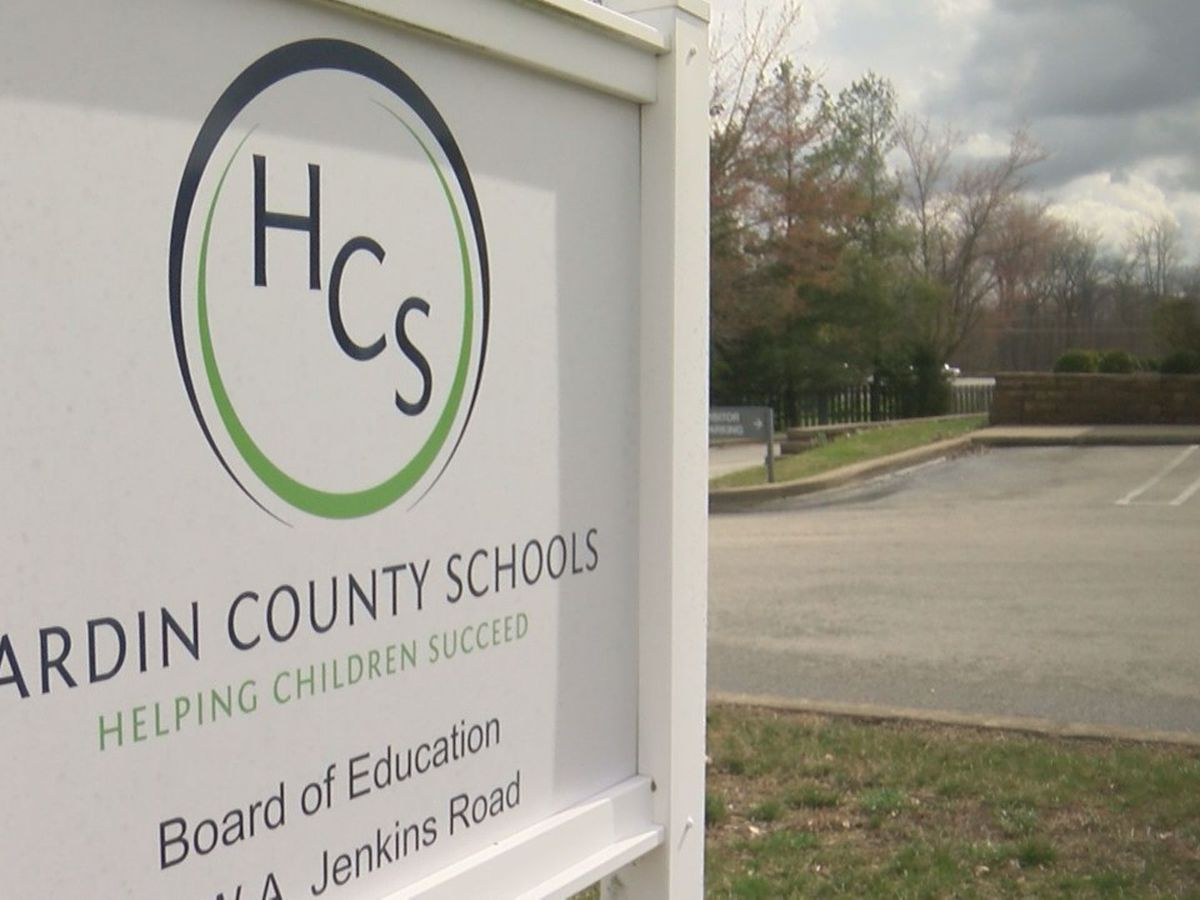 Hardin County Schools student tests positive for coronavirus
