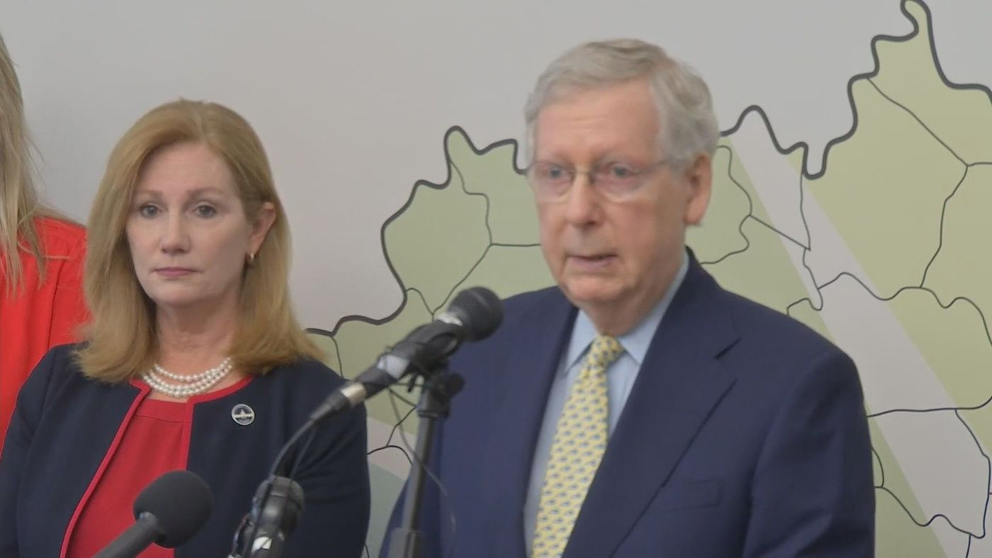 McConnell to propose legislation to raise age to buy smoking products