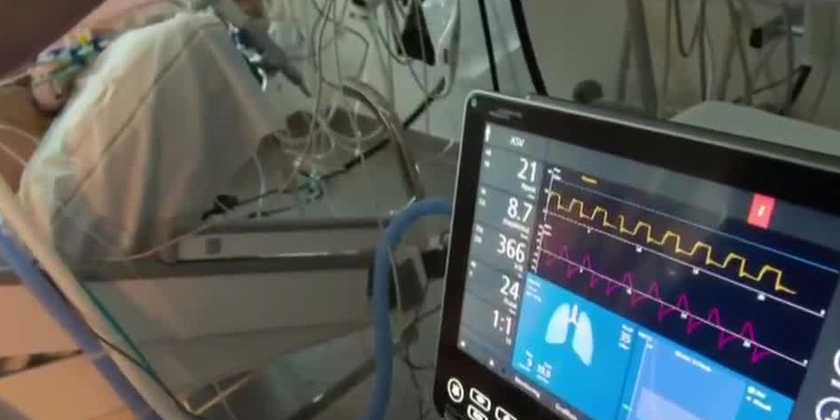 COVID cases, hospitalizations continue decline in Kentucky after 'system shock'