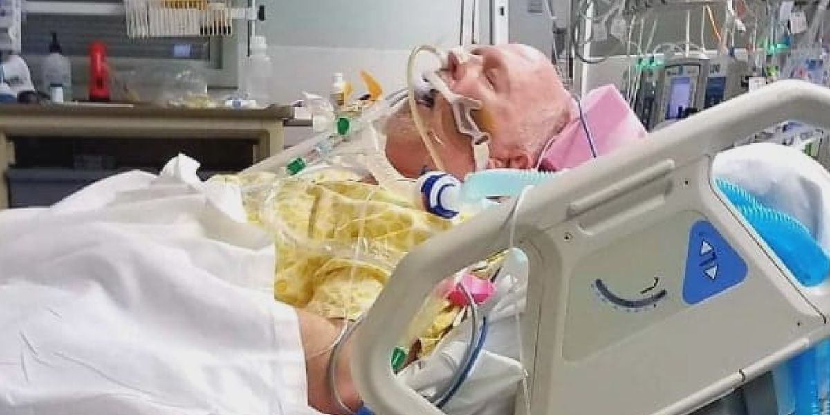 Kentucky man credits lung transplant with saving his life after contracting COVID