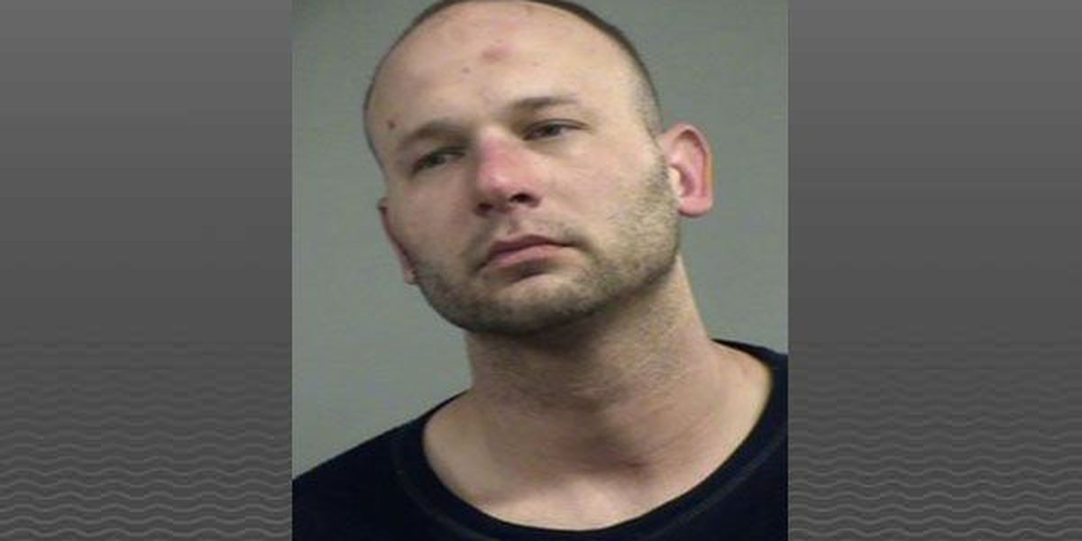 Police: Naked man at Walmart charged in residential burglary
