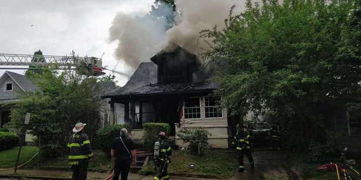 Southern Indiana home catches fire for second time in a year
