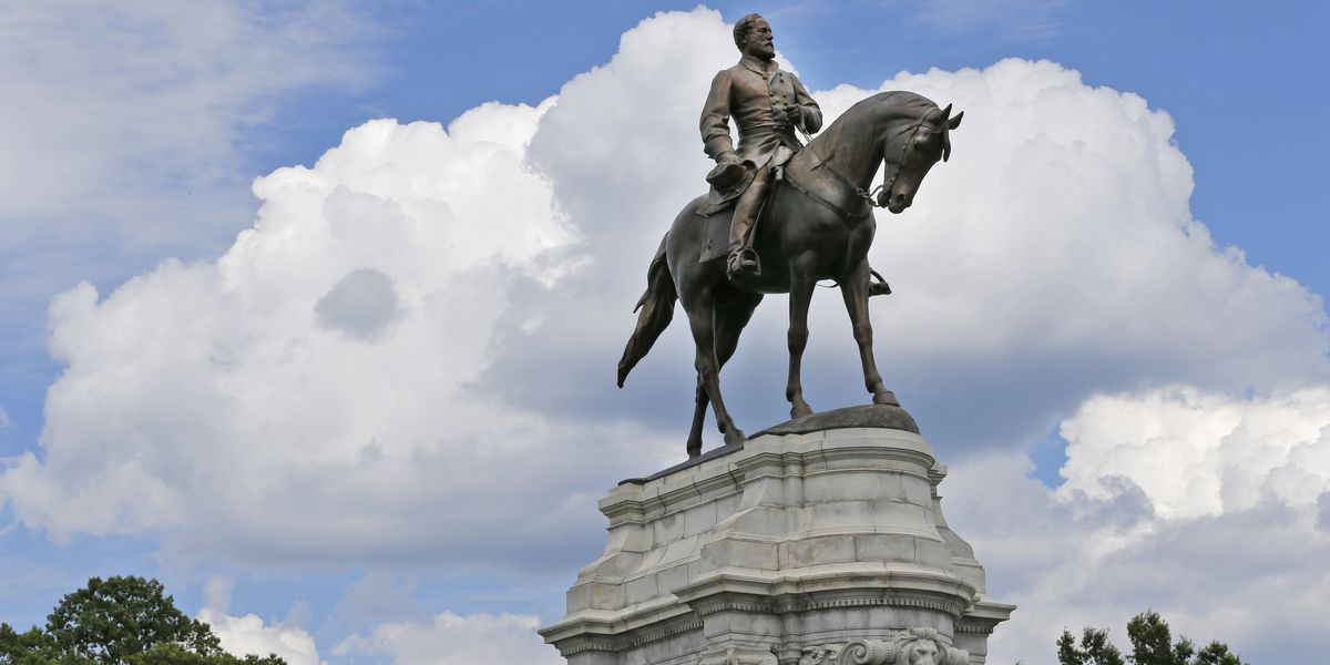 Gov. Northam says Robert E. Lee monument will be removed as soon as possible