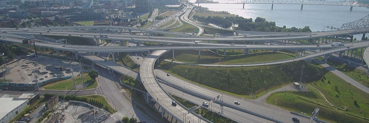 Spaghetti Junction open again with new safety improvements