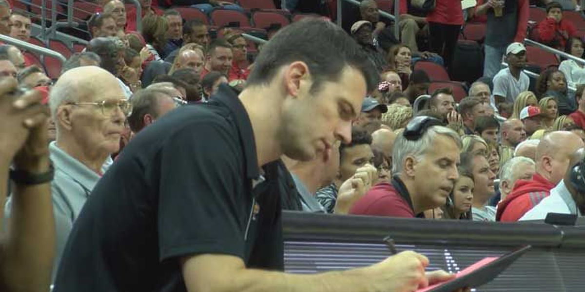 UofL fans share excitement, concern as Padgett named acting coach