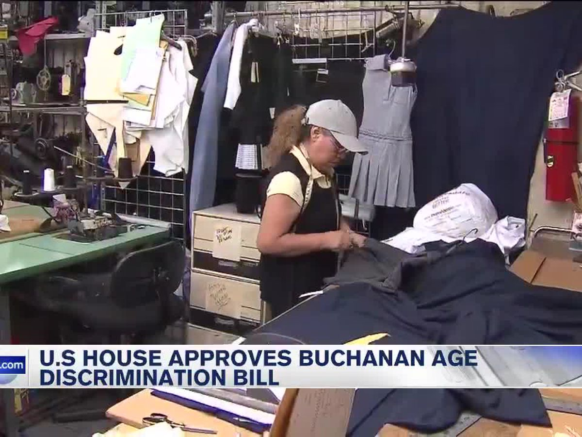 U.S. House passes bill to protect older workers from age discrimination
