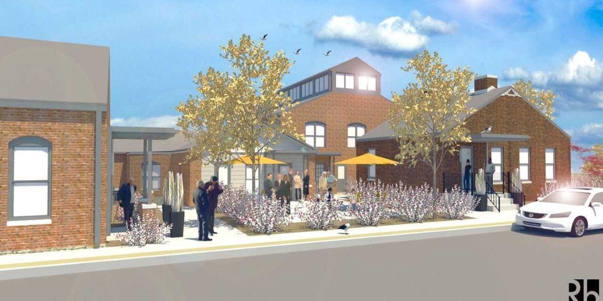 Community program helps former tack factory become senior housing