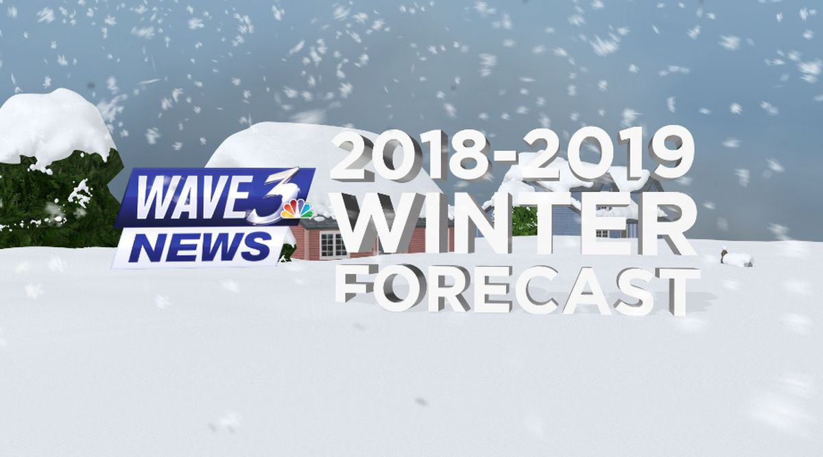 Winter Forecast 2018-2019
