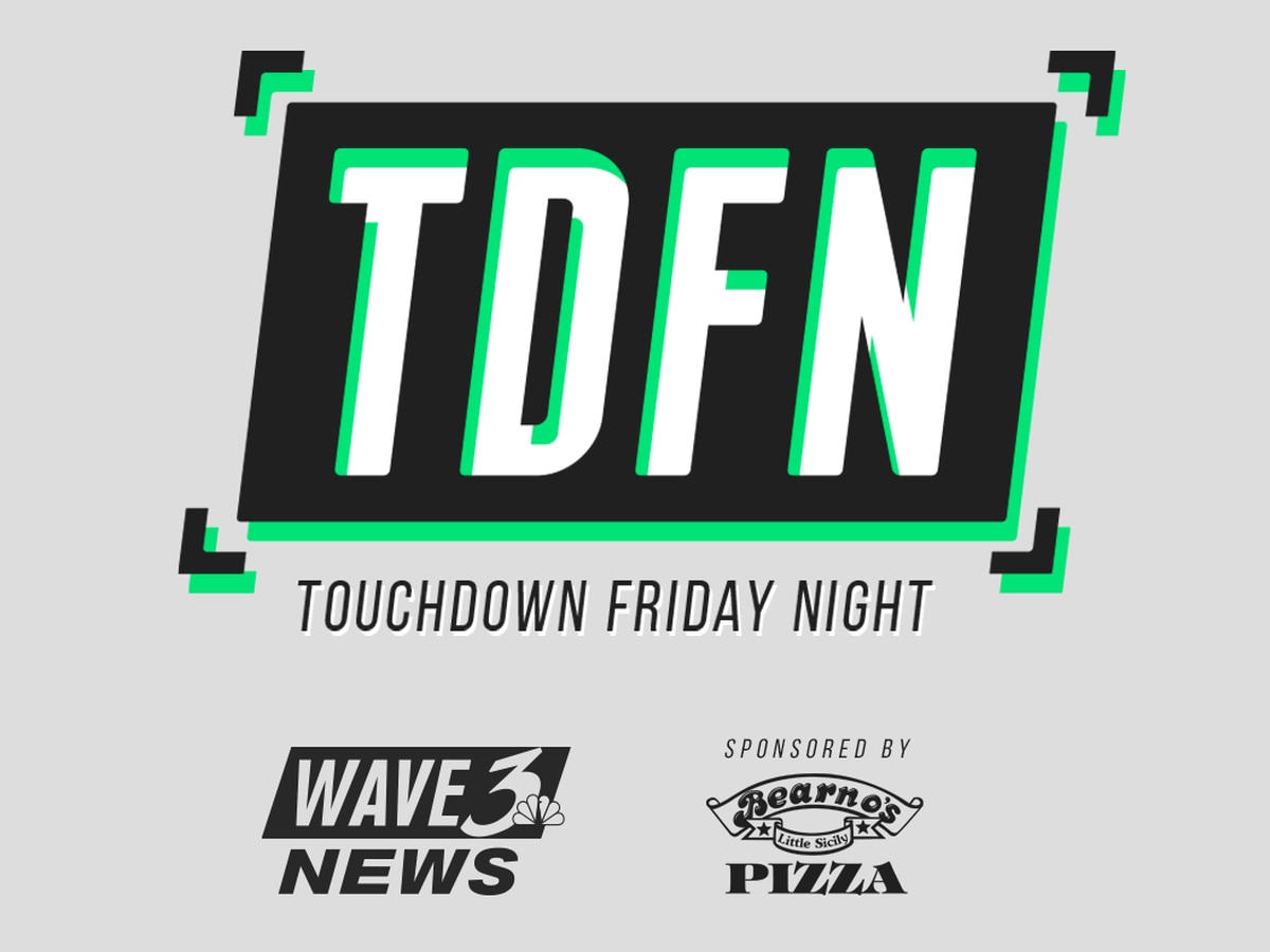 Touchdown Friday Night: Sept. 18 scores