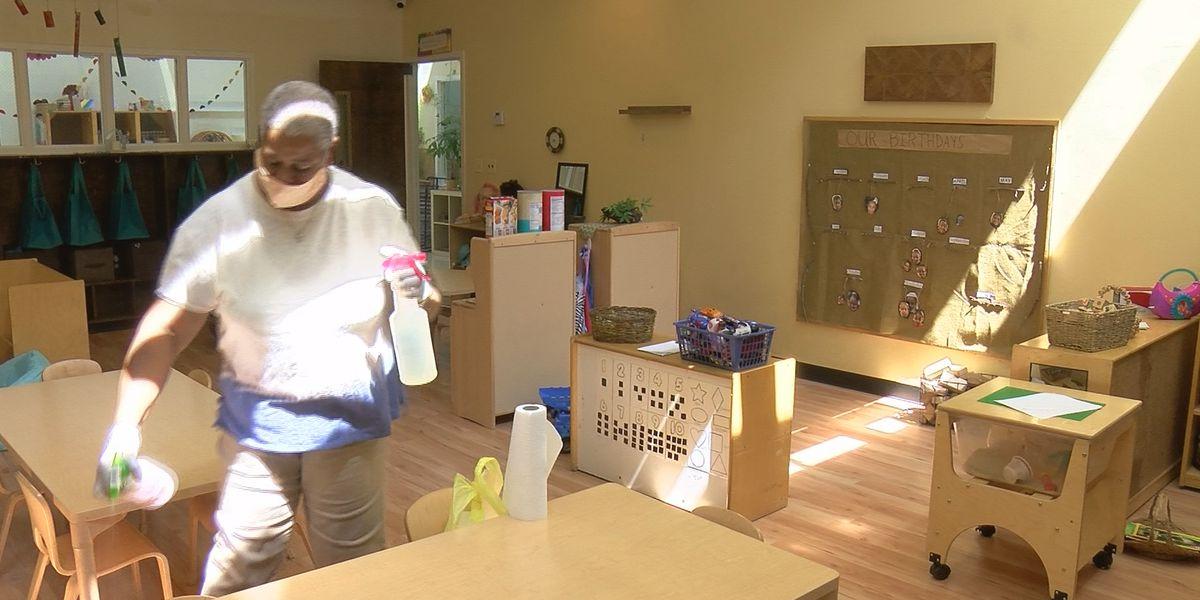 Daycares to open Monday across Kentucky