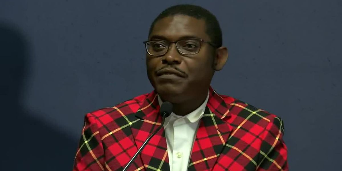 VIDEO: Metro Councilman Vitalis Lanshima's news conference