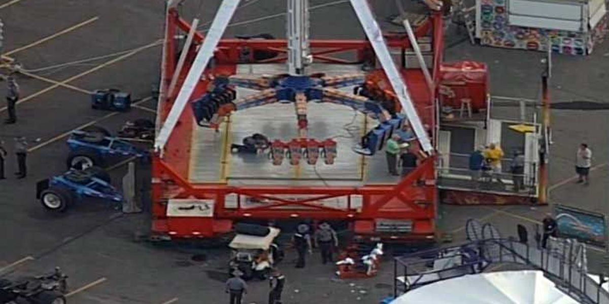 Fire Ball manufacturer orders worldwide shut down of the ride