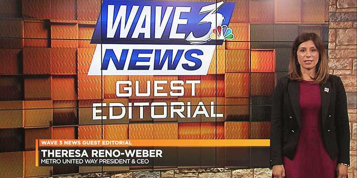 WAVE 3 News Guest Editorial - July 24, 2018: Transition to Kindergarten