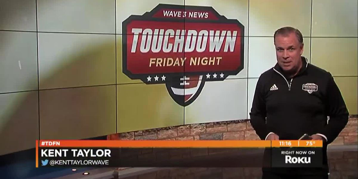 Touchdown Friday Night: October 6, 2018
