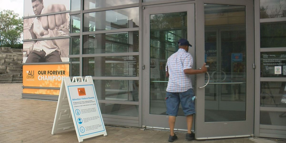 Muhammad Ali Center reopens with reduced hours, safety guidelines